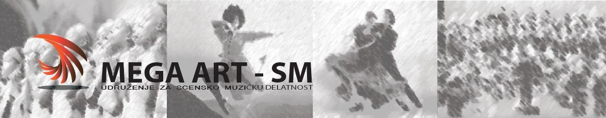 MegaArt-SM Logo